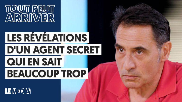Interview de Marc Eichinger. Les révélations d'un agent secret qui en sait beaucoup trop…
