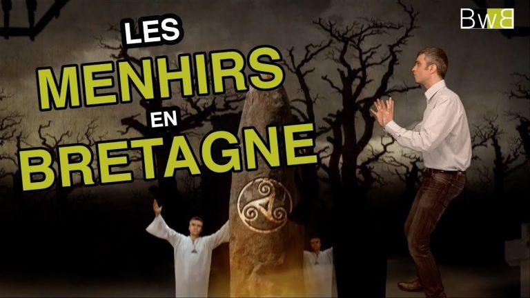 Les menhirs et dolmens bretons (Ar mein veur) – Clichés Bretons n°7