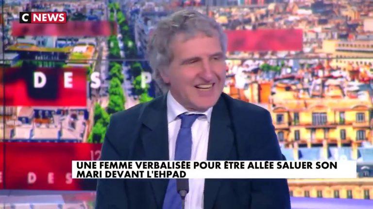 Jean Messiha seul sur CNews à évoquer Grigny face à Leclerc qui ne veut rien entendre