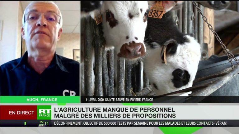 Bernard Lannes : « Si on ne veille pas à protéger les agriculteurs, demain l'alimentation ne sera plus française »
