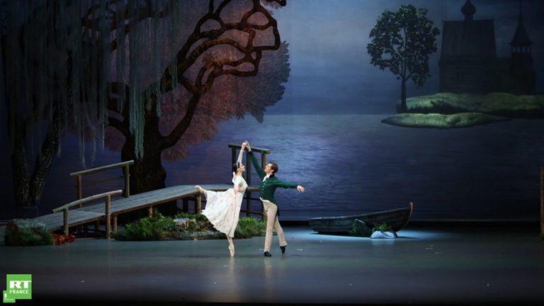 Le ballet «Le Cavalier de bronze » du théâtre Mariinsky de St.Pétersbourg