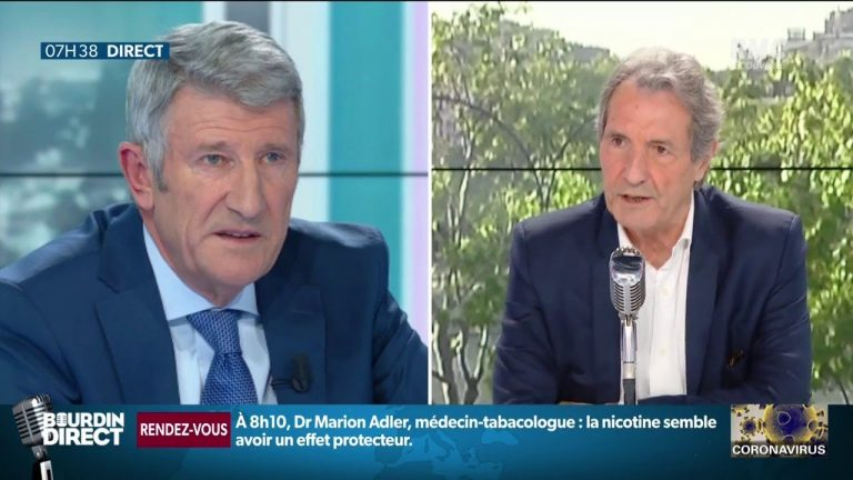 Confinement, crise économique…Philippe de Villiers accuse le gouvernement de vouloir simplement «se couvrir»