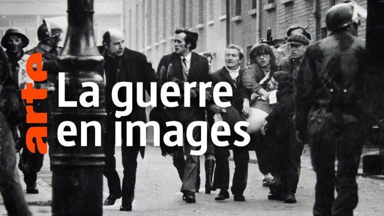 Irlande du Nord : Des photos qui ont marqué l'histoire