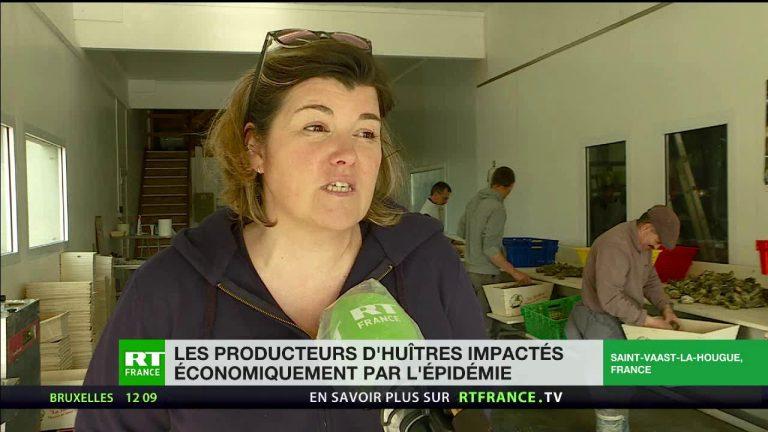 Les producteurs d'huîtres impactés économiquement par l'épidémie de Covid-19
