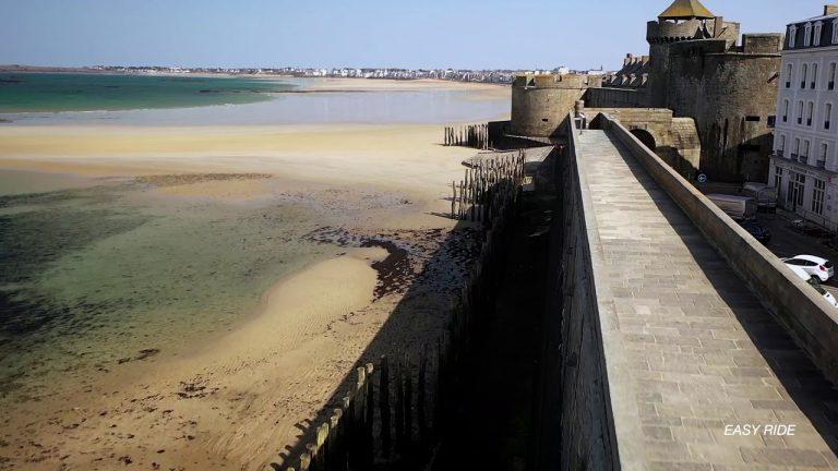 Saint-Malo à l'heure du confinement [Reportage Vidéo]