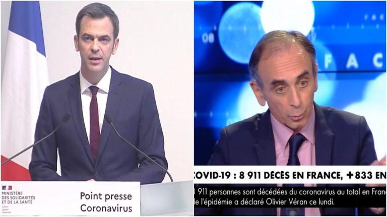 Eric Zemmour : « Olivier Véran est lamentable »