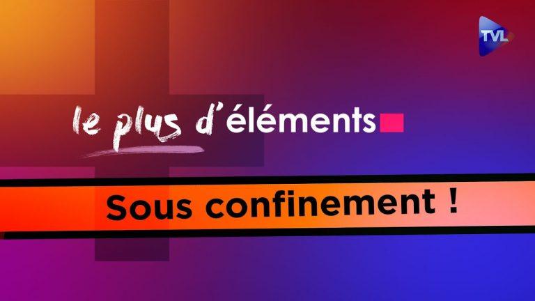 Covid-19. Macron s'en va-t-en guerre, Éléments fait le bilan ! (sous confinement)