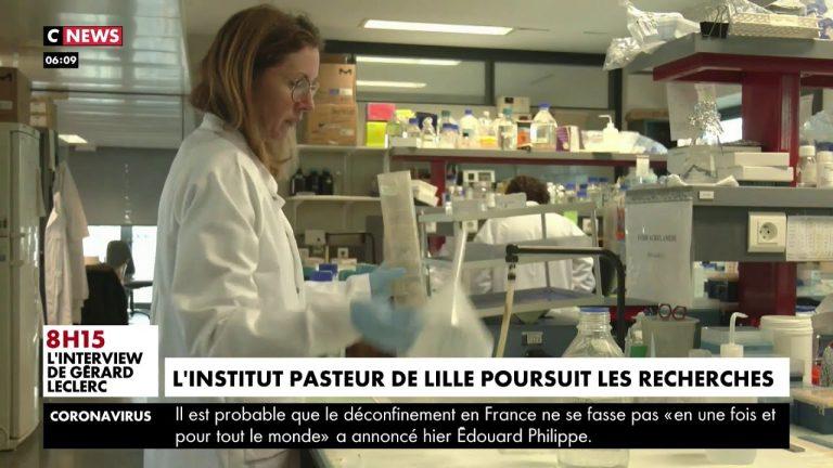Coronavirus. La course de l'Institut Pasteur pour trouver un vaccin contre le Covid-19