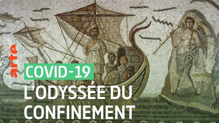 Sylvain Tesson présente l'Odyssée du confinement