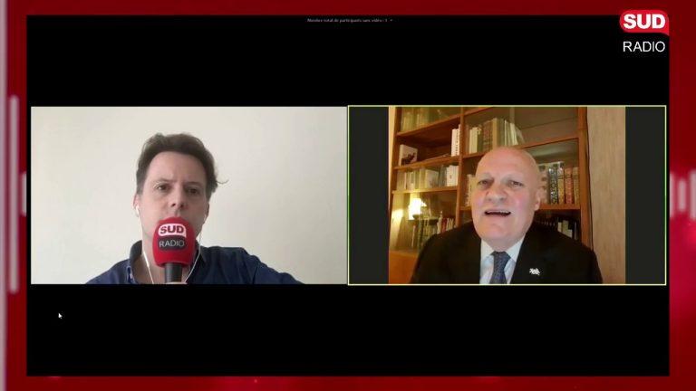 François Asselineau : « Je pense qu'il (E.Macron) est complètement à l'Ouest ! »