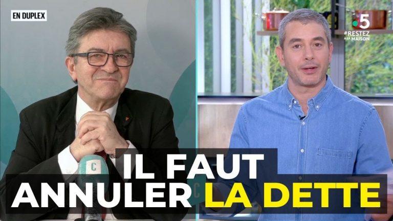 Coronavirus. Jean-Luc Mélenchon : « Il faut annuler la dette ».