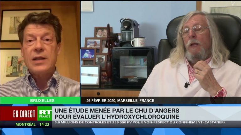 Hydroxychloroquine : « Il faut faire attention à ne pas donner de faux espoirs »