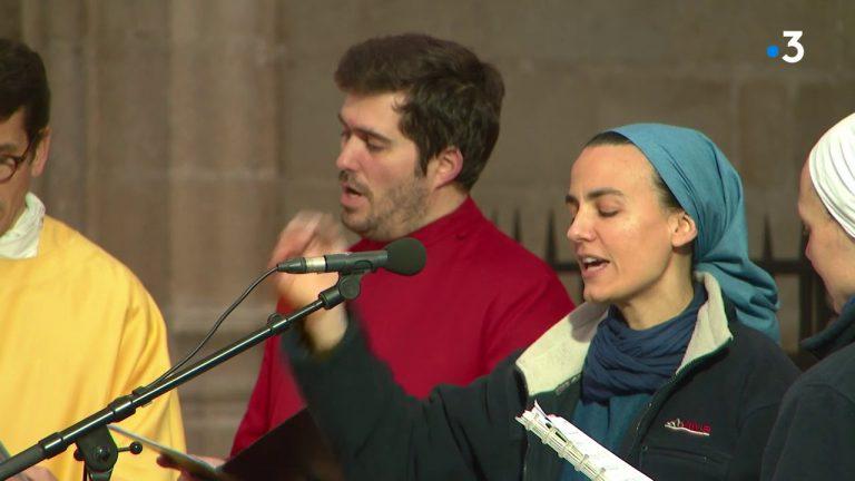Nantes : La messe de Pâques 2020 à l'heure du confinement