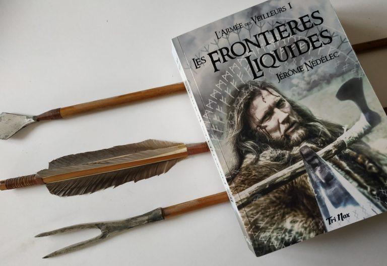 «Les Frontières liquides», un roman médiéval de Jérôme Nédélec