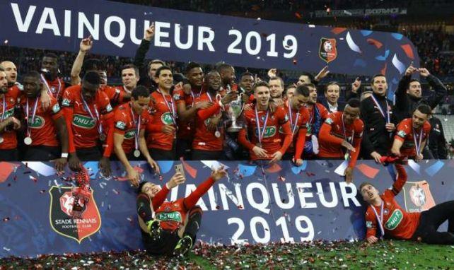 1965-1971-2019. Retour sur les victoires du Stade Rennais en Coupe de France