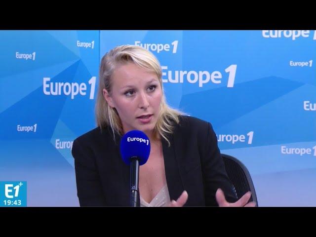 Marion Maréchal évoque la crise du Covid-19, l'Europe, L'état Français, Macron, Raoult …