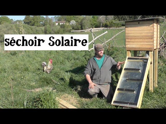 Pratique. Comment fabriquer un séchoir solaire?