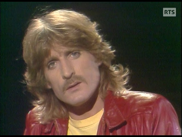 Nécrologie. Christophe chante Aline (1979), son plus grand tube