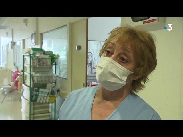 Saint-Brieuc : les soignants du centre hospitalier mobilisés dans la lutte contre le Covid-19