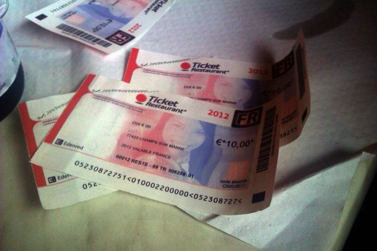Le plafond des dépenses alimentaires en tickets restaurants bientôt temporairement augmenté à 95 euros