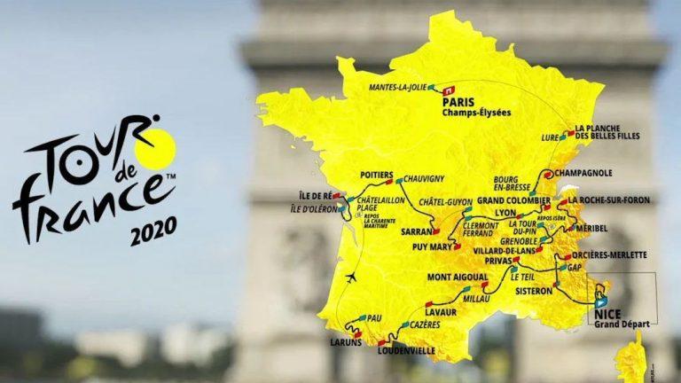 Cyclisme. Le jeu Tour de France 2020 est sorti (et Pro Cycling Manager aussi)