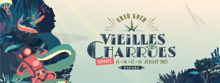Coronavirus et confinement. Annulation de l'édition 2020 du festival des Vieilles Charrues