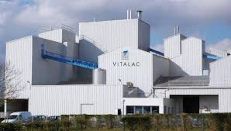 Carnoët (22). Vitalac, de la nutrition animale au gel hydroalcoolique