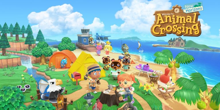 Jeux vidéo. Animal Crossing, le jeu vidéo le plus googlisé par les internautes français en 2020