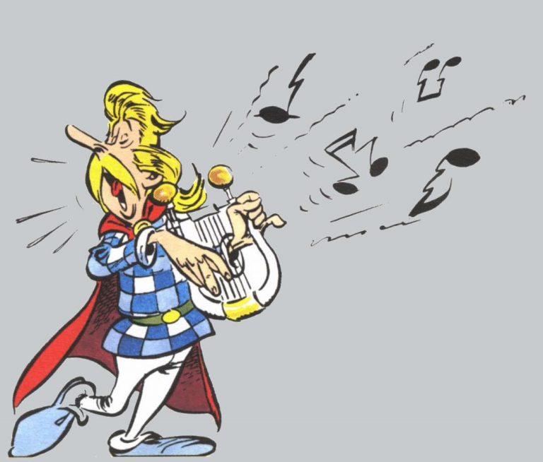 Le Menhir d'or : l'ultime album d'Astérix signé Uderzo et Goscinny !