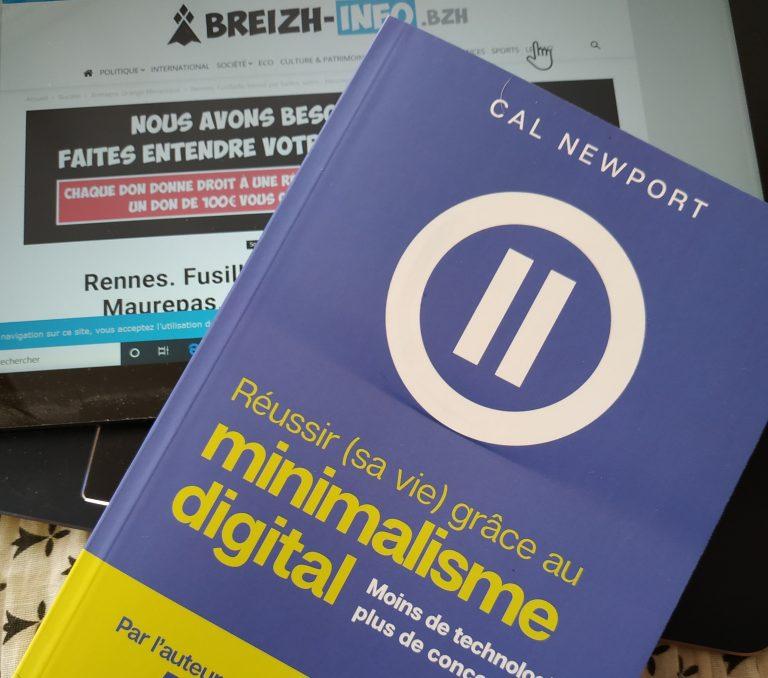 Déconfinement: l'heure du minimalisme digital?