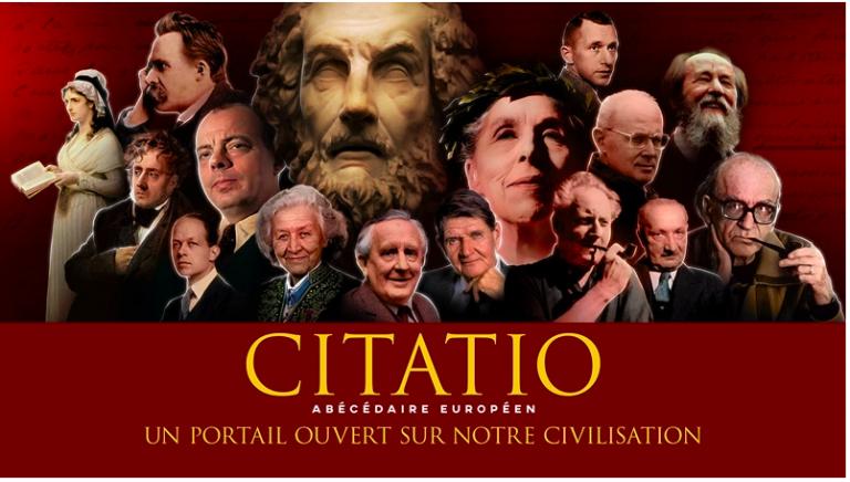 CITATIO, un projet « de ces lecteurs qui lisent avec un stylocomme le recommandait fortement Dominique Venner »