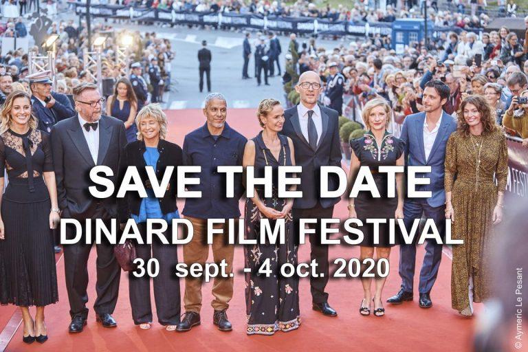 Le Dinard Film Festival 2020 se déroulera bien du 30 septembre au 4 octobre 2020 !