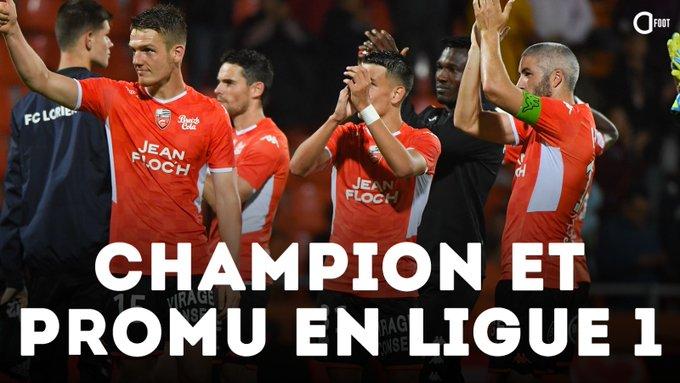 Football. Une saison atypique pour Lorient, qui prépare déjà son retour en L1