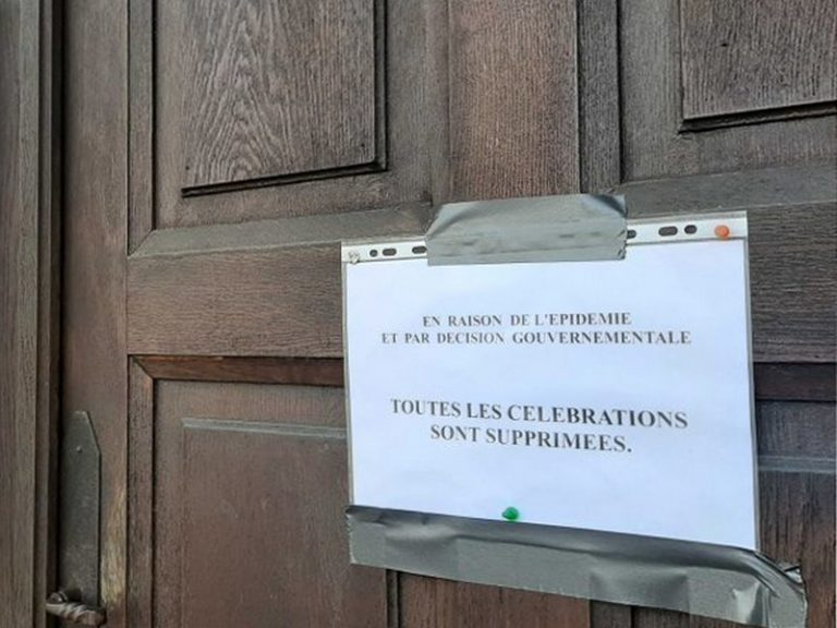 Marc Le Fur (LR) ne veut pas que les catholiques soient des citoyens de seconde zone