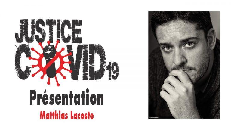 Le Collectif Justice Covid19 dépose plainte pour abstention volontaire de prendre des mesures visant à combattre un sinistre