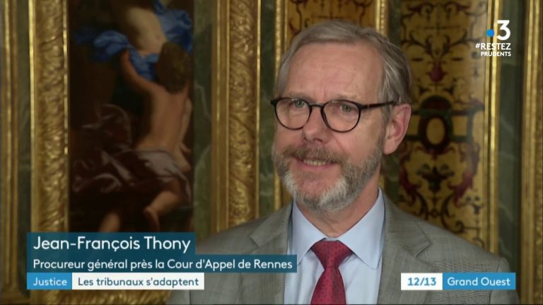 Déconfinement : Reprise des activités judiciaires à la Cour d'Appel de Rennes
