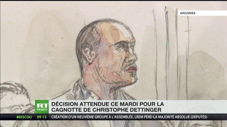 Décision attendue ce 19 mai pour la cagnotte de Christophe Dettinger
