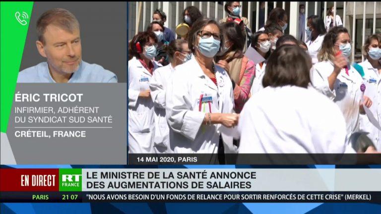 Santé : « Il y a des milliards en France, ils ne sont pas remis dans les endroits stratégiques »
