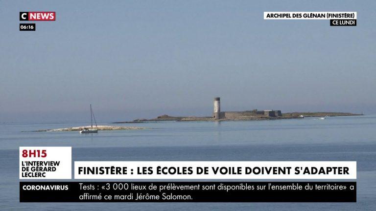 Finistère. Les écoles de voile contraintes de s'adapter