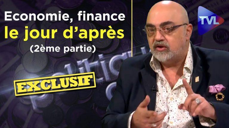 Économie, finance, le jour d'après avec Pierre Jovanovic (2ème partie)