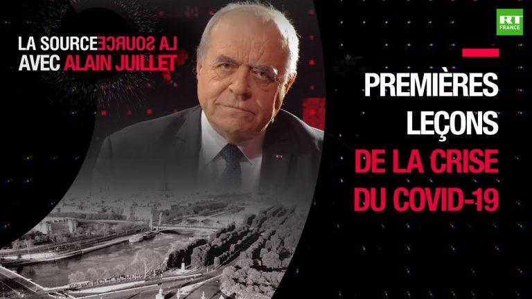 Alain Juillet tire les premières leçons de la crise du Covid-19