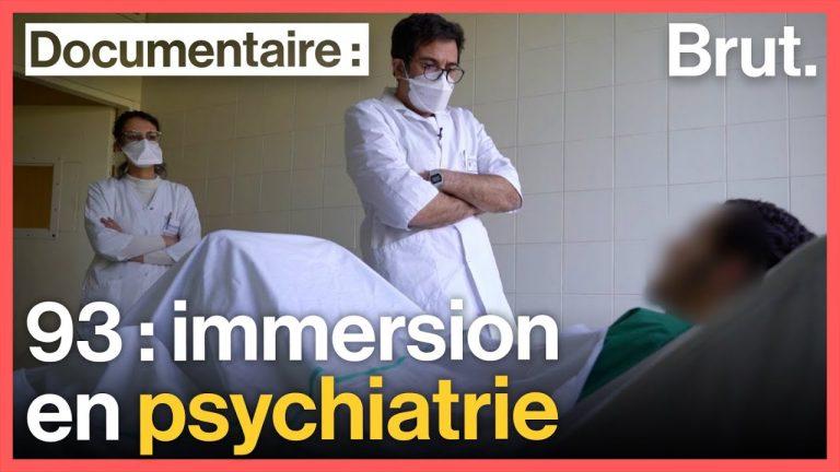 93 (Seine St Denis). Immersion aux urgences psychiatriques
