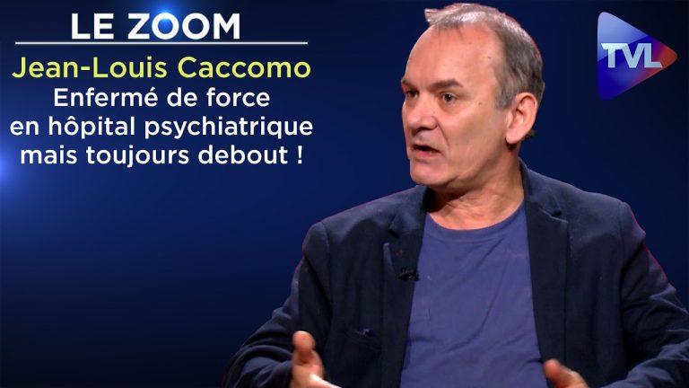 Jean-Louis Caccomo. Enfermé de force en hôpital psychiatrique mais toujours debout !
