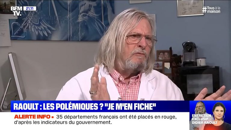 Covid-19. Didier Raoult « Quand on cesse d'être sceptique, on a basculé dans la religion »