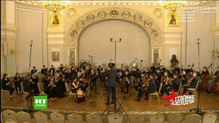 De Lisbonne à Vladivostok : «Requiem russe» par Nikolai Khondzinsky