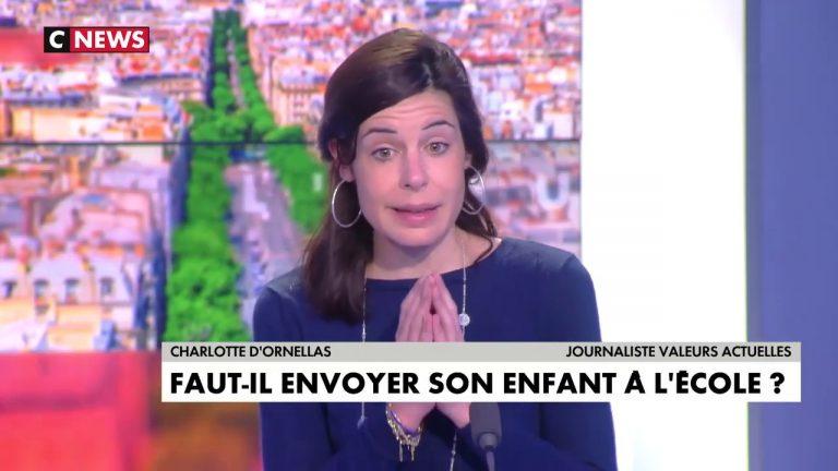 Charlotte d'Ornellas sur l'irresponsabilité du gouvernement dans cette crise du Covid-19