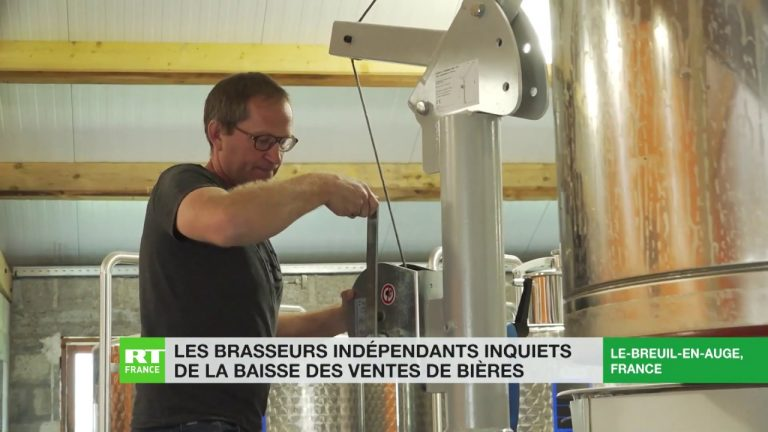 Les brasseurs indépendants inquiets de la baisse des ventes de bière