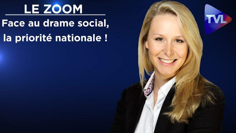 Marion Maréchal : « Face au drame social, instituons la priorité nationale ! »