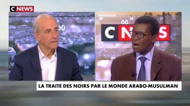 Tidiane N'Diaye sur l'esclavage : «Il ne faut pas oublier la traite négrière arabo-musulmane!»