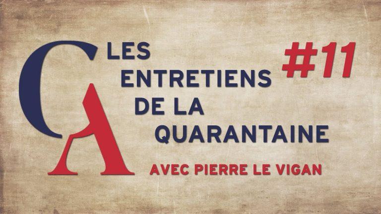 Pierre Le Vigan : Pas de Hold-Up sur nos libertés au nom de la santé !